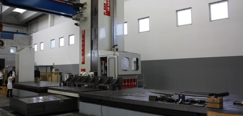LAZZATI Linea Floor-Type Ram Boring HB 160MM