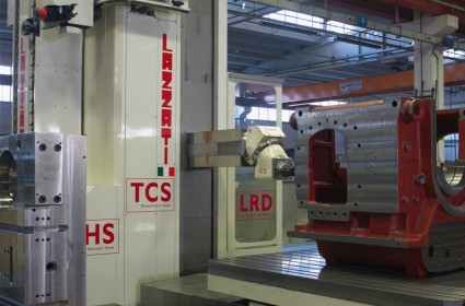 LAZZATI Boring Mill in Energy Sector (13)