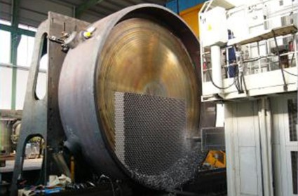 LAZZATI Boring Mill in Energy Sector (14)