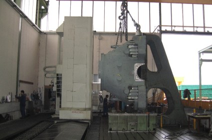 LAZZATI Boring Mill in Energy Sector (20)
