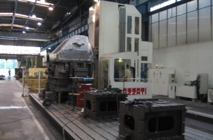 LAZZATI Boring Mill in Energy Sector (21)