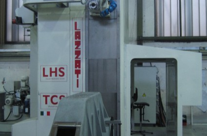 LAZZATI Boring Mill in Energy Sector (24)