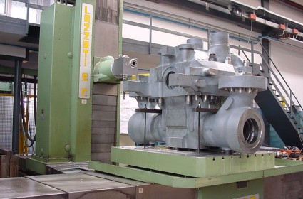 LAZZATI Boring Mill in Energy Sector (27)