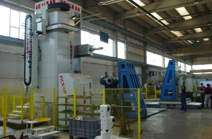 LAZZATI Boring Mill in Energy Sector (28)