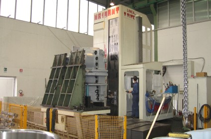 LAZZATI Boring Mill in Energy Sector (30)