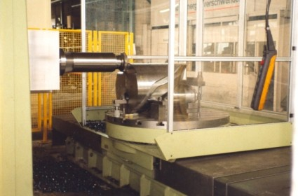 LAZZATI Boring Mill in Energy Sector (35)