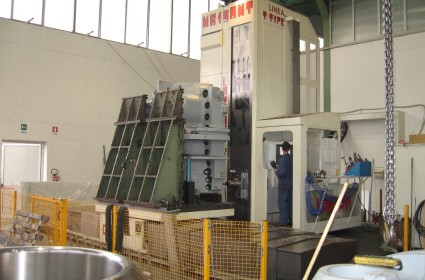 LAZZATI Boring Mill in Energy Sector (40)