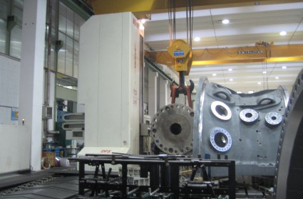 LAZZATI Boring Mill in Energy Sector (43)