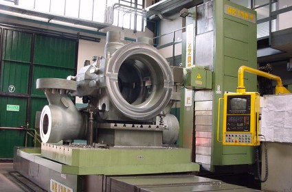 LAZZATI Boring Mill in Energy Sector (47)