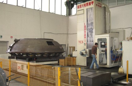 LAZZATI Boring Mill in Energy Sector (48)