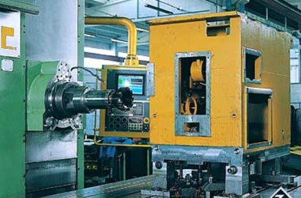 LAZZATI Boring Mill in Energy Sector (5)