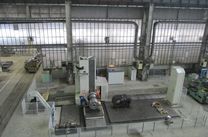LAZZATI Boring Mill in Energy Sector (51)
