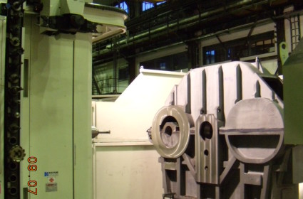 LAZZATI Boring Mill in Energy Sector (57)