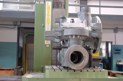 LAZZATI Boring Mill in Energy Sector (58)