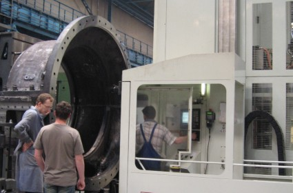 LAZZATI Boring Mill in Energy Sector (61)