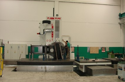 LAZZATI Boring Mills in Earth Moving Sector (12)