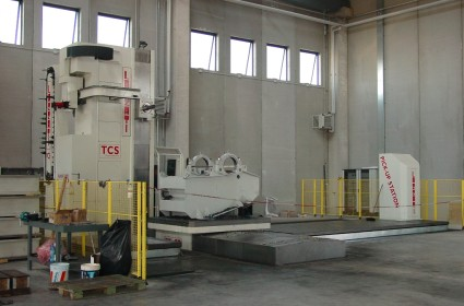 LAZZATI Boring Mills in Earth Moving Sector (17)