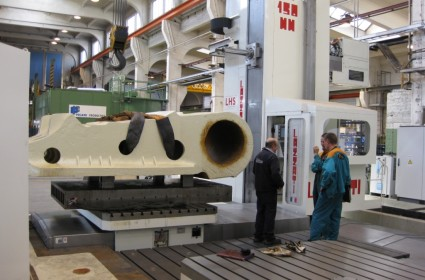 LAZZATI Boring Mills in Earth Moving Sector (20)