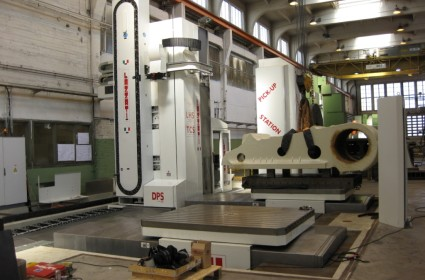 LAZZATI Boring Mills in Earth Moving Sector (23)