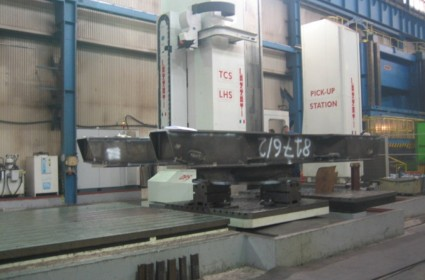 LAZZATI Boring Mills in Earth Moving Sector (26)