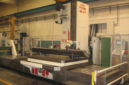 LAZZATI Boring Mills in Earth Moving Sector (31)