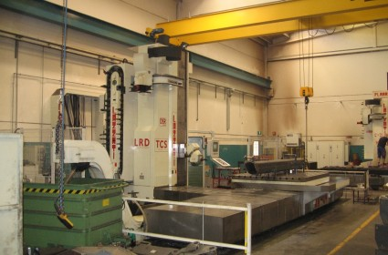 LAZZATI Boring Mills in Earth Moving Sector (32)