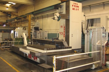 LAZZATI Boring Mills in Earth Moving Sector (33)
