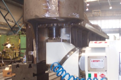 LAZZATI Boring Mills in Earth Moving Sector (36)