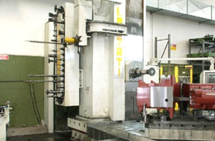 LAZZATI Boring Mills in Earth Moving Sector (39)