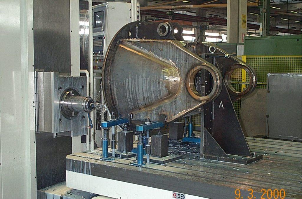 Boring Mill Video of machines in action @final customer - Video Alesatrici LAZZATI in lavorazione @cliente finale