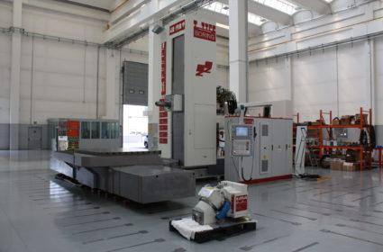 LAZZATI High Performance Boring Mills Linea T-Type Boring HB 130T EVO