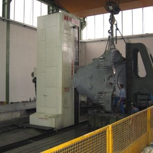 LAZZATI Boring Mill in Energy Sector (19)