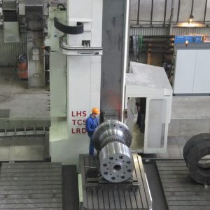 LAZZATI Boring Mill in Energy Sector (22)