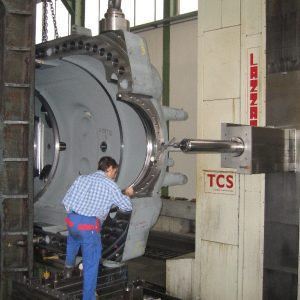 LAZZATI Boring Mill in Energy Sector (60)