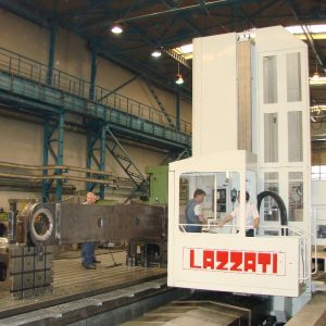 LAZZATI Boring Mills in Earth Moving Sector (11)