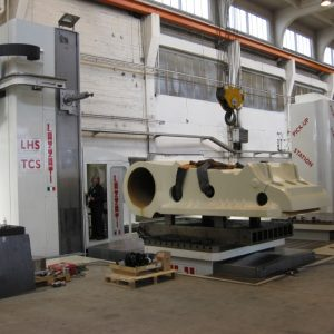 LAZZATI Boring Mills in Earth Moving Sector (21)