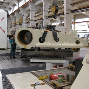 LAZZATI Boring Mills in Earth Moving Sector (22)