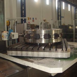 LAZZATI Boring Mills in General Machining Sector